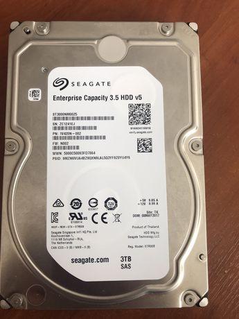 Серверный жесткий диск HDD SAS 3.5 Seagate Enterpise Capacity 3TB