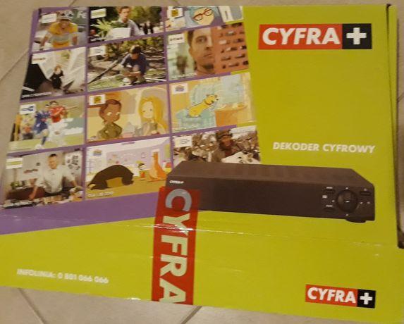 Dekoder Cyfra Plus SAGEM