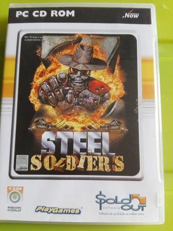 jogo para PC steel soldiers