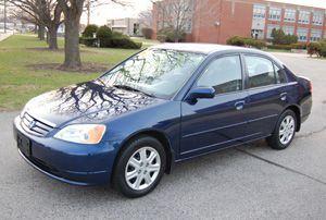 2003 Honda civic peças 2001 a 2005 4 portas