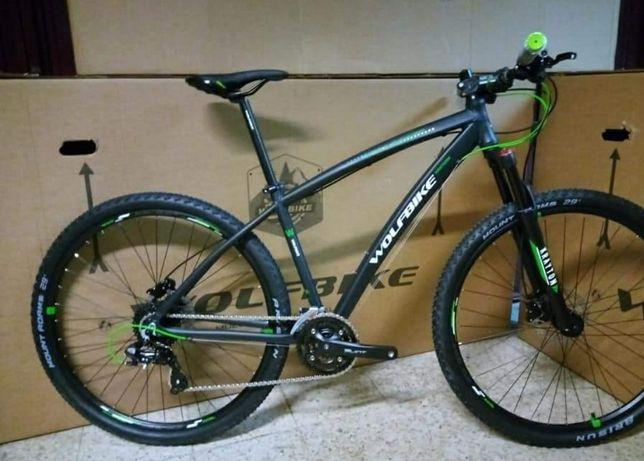 Bicicleta Wolfbike Icestorm 29