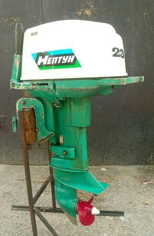 Лодочный мотор Нептун 23 в оригинале