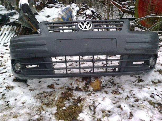 zderzak vw caddy k2 03-10 stan bdb z halog.