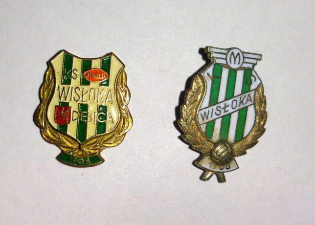 Wisłoka Dębica - odznaki