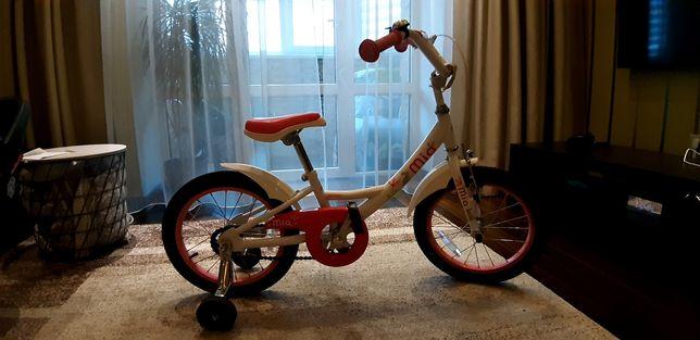PRIDE Mia 16 велосипед для девочки