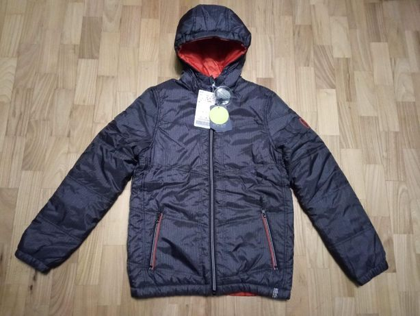Куртка двухсторонняя Coccodrillo деми демисезонная для мальчика
