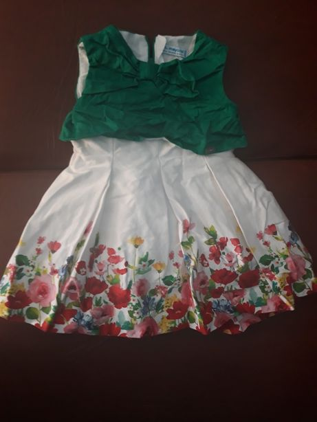 Vestidos menina 12meses
