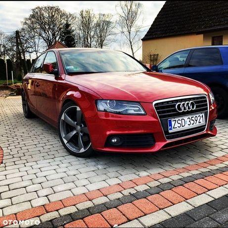 Audi A4 Audi A4 B8 igła! ogrzewanie postojowe, led, bez wkładu!