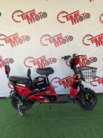 Новый Електровелосипед Fada Twin 400W 48 v