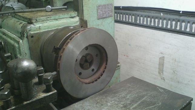 Проточка дисків