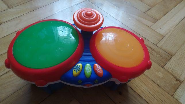 Bębenek bongosy dla dzieci