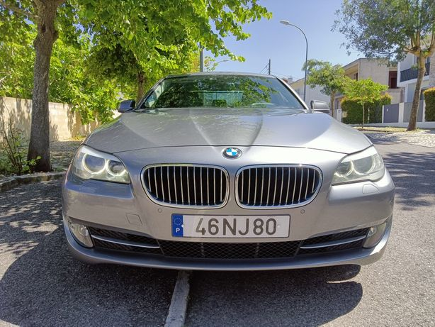 BMW 520d Auto 184Cv