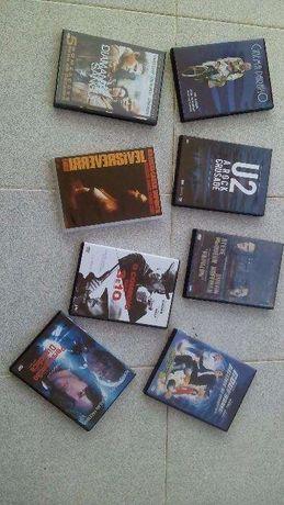 Filmes vários em DVD