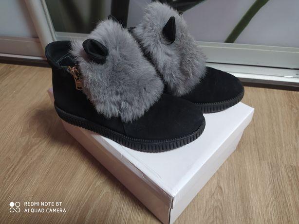 Димисизонные ботиночки для девочки