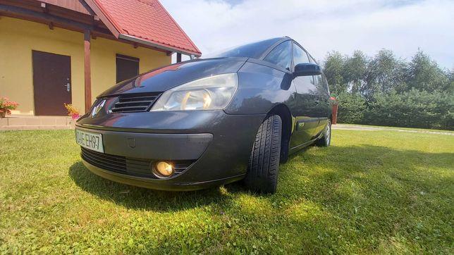 Renault Espace 2.0turbo + Lpg STAG / Zamiana