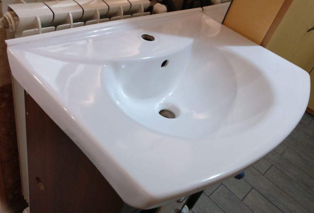 Umywalka ceramiczna naszafkowa w bardzo dobrym stanie Wrocław - image 1