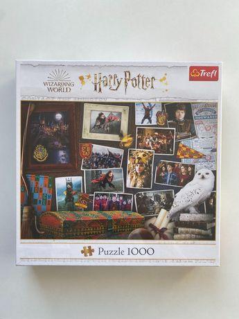 NOWE puzzle TREFL Harry Potter 1000 elementów