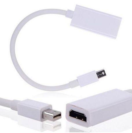 Adaptador MiniDisplay port / Thunderbolt para HDMI – NOVO