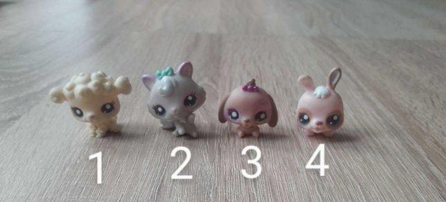Małe figurki Littlest pet shop