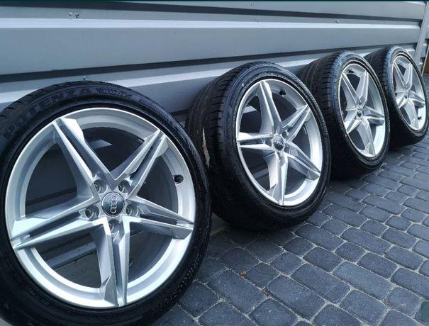 "Oryginalne Felgi Audi 18"" A3 A4 A5 A6 Q3 Q5 TT"