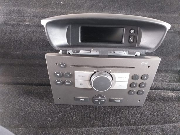 Radio meriva A lift