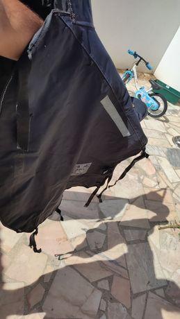 Capa tucano usada numa PCX