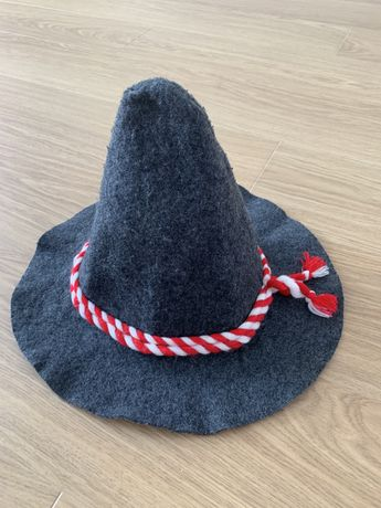 Капелюх шляпа відьми Гаррі Поттера гнома  сувенірна Хеллоуін шапка