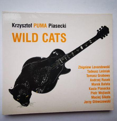 Krzysztof PUMA Piasecki Wild Cats 2004 autograf