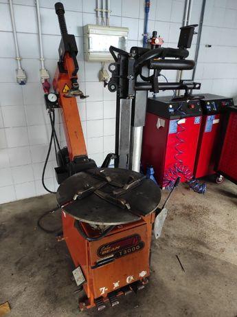 Máquina de Desmontar/Montar Pneus T3000 com Tubless da marca J.Bean