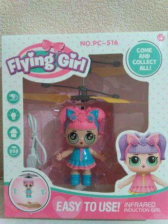 Кукла Лол летающая