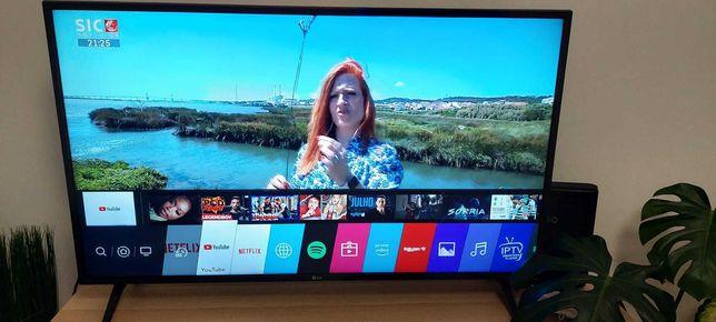 """Smart TV LG LED 43"""" Ultra HD 4K"""