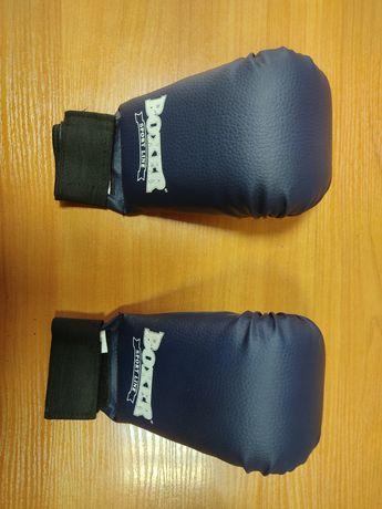 Перчатки для карате мальчику