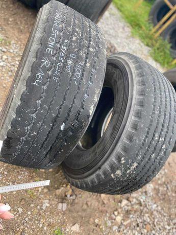 445/65R22,5 Opona używana Bridgestone R164