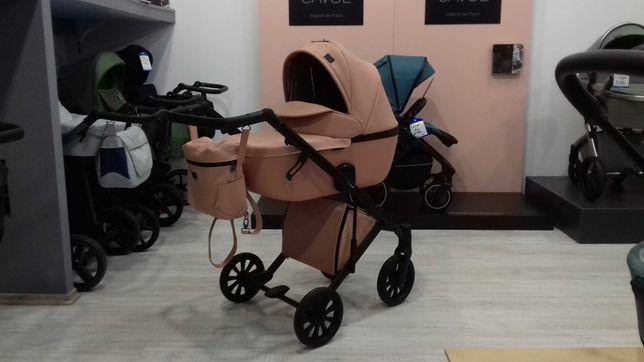 ANEX E/TYPE wózek dziecięcy 2w1 z możliwością 3w1 *NOWY*