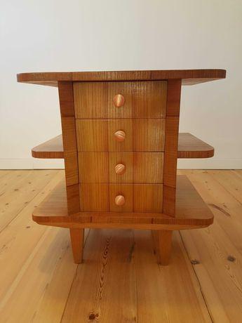 Szafka nocna, stolik, nakastlik z czasów PRL, vintage