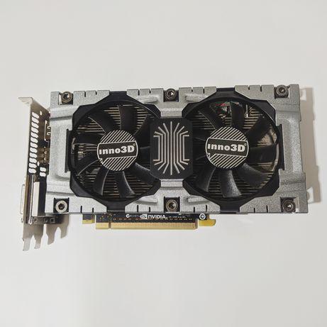 Видеокарта Inno3d GeForce GTX 660 2GB