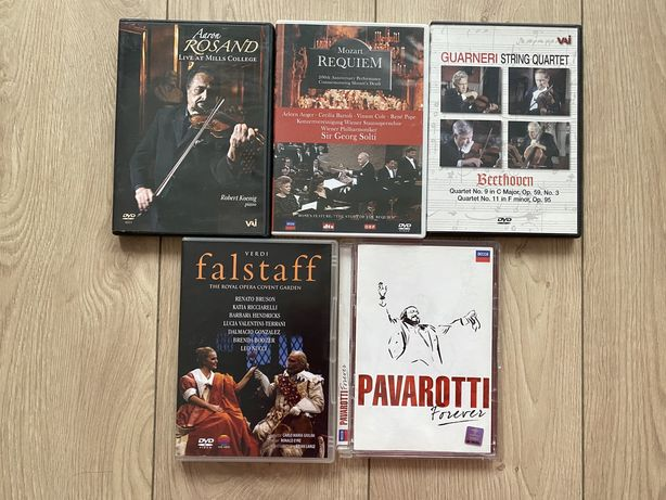 Cd и dvd диски с классикой