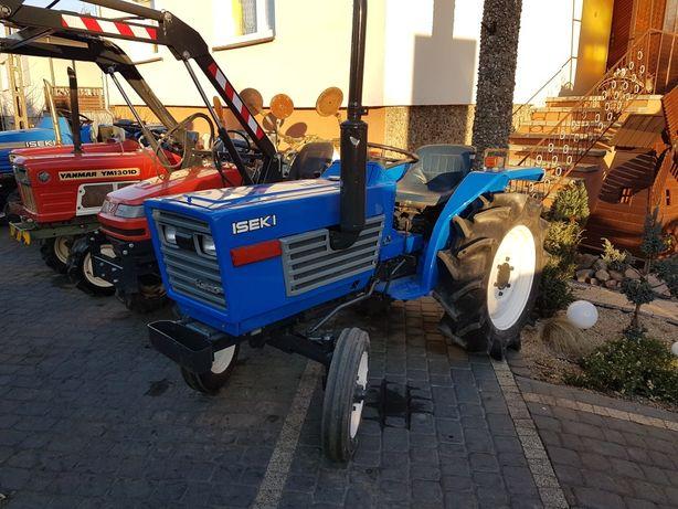 ISEKI TU 2100 21KM minitraktorek kubota yanmar gleba