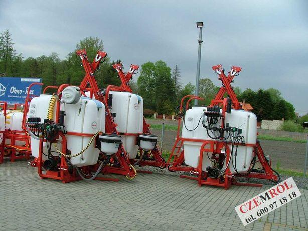 Opryskiwacz zawieszany 1000l 15m Bianco Line Jar-Met hydrauliczny