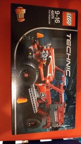 Lego Technic 42075 - pojazd szybkiego reagowania