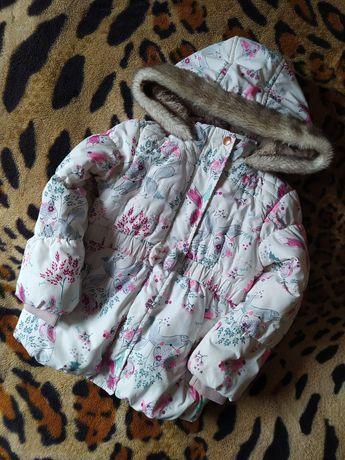 Куртка демісезонна, холодна осінь/євро зима TU , 4-5 років, 104-110 см