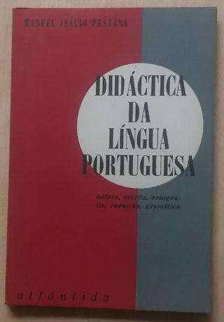 didáctica da língua portuguesa, manuel inácio pestana, atlântida
