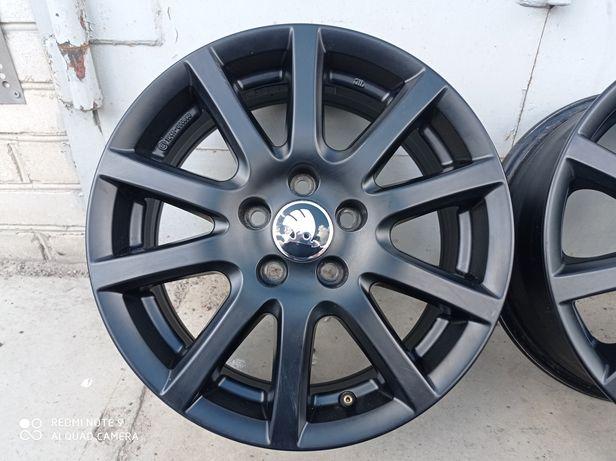 Легкосплавні диски R15 5 100. Volkswagen, Seat.