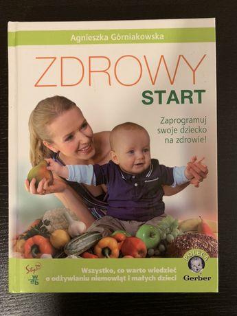 Książka Zdrowy Start Agnieszka Górniakowska