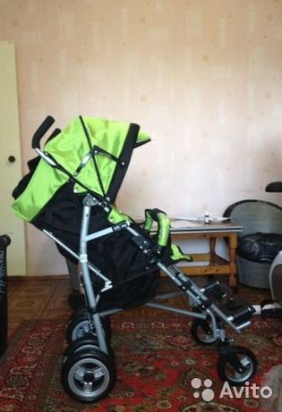 Польська коляска Амбрелла Umbrella ДЦП
