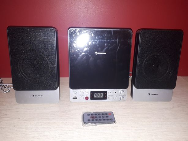 Mikrowieża pionowa stereo