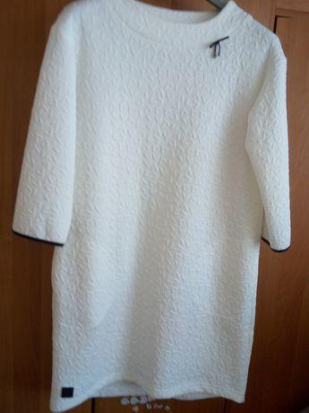 Sprzedam sukienke żakardową Agata re rozm 42
