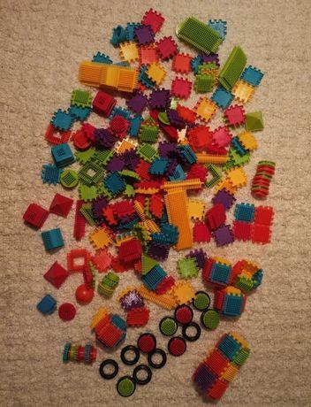 Klocki kolorowe elastyczne