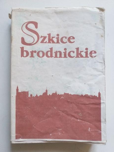 """""""Szkice brodnickie"""" Tom II 1993"""