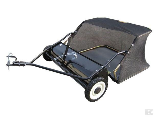 Zbieracz trawy i lisci do traktorka rider stiga park husqvarna sweeper